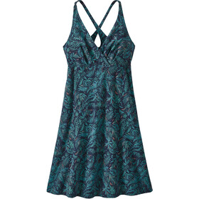 Patagonia Amber Dawn Dress Dame it's a forest/neo navy